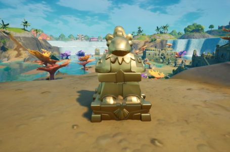 How to raid an artifact from Stealthy Stronghold and from Coral Castle in Fortnite Chapter 2 Season 6
