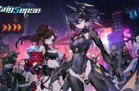 Futuristic tactical battler Kingsense has launched its open beta