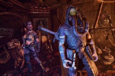 Does Necromunda: Hired Gun have multiplayer?