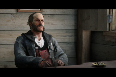 Red Dead Online infamous bounty guide: the first Initiate