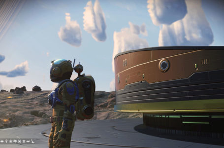 No Man's Sky Prisms patch 3.51 fixes rain, PC VR, and DLSS