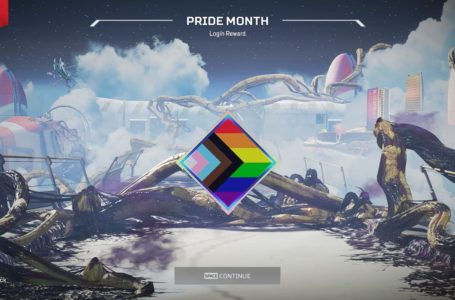 Apex Legends celebrates Pride Month with a new banner badge