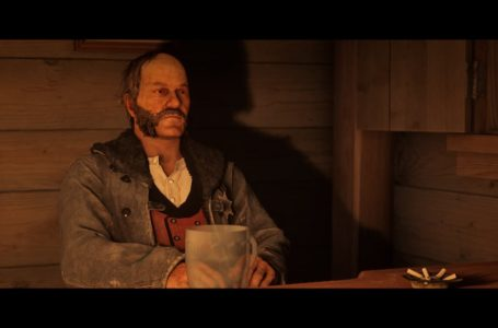 Red Dead Online infamous bounty guide: the last Initiate