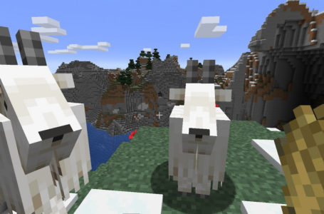 All Mobs added to Minecraft update 1.17