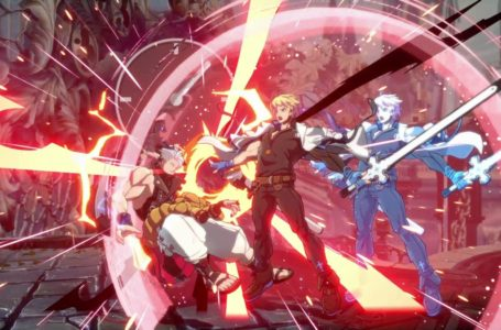 Guilty Gear Strive – How to burst and the best time to use it