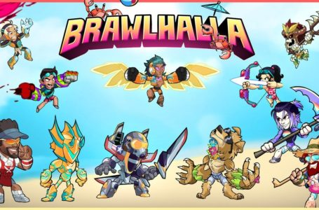 Brawlhalla Best Characters Tier List