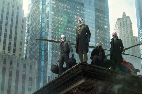 What is the release date of Payday 3?
