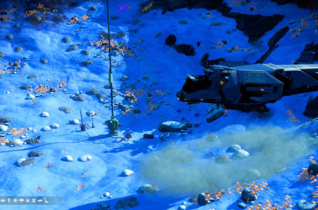 How to chart waypoints in No Man's Sky