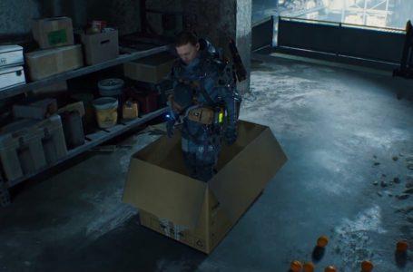 Death Stranding: Director's Cut announced for PlayStation 5 through cheeky Metal Gear-like trailer