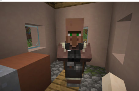 How to get Mason Villagers to sell you Dripstone Blocks in Minecraft