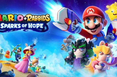 Nintendo leaks Mario + Rabbids: Sparks of Hope leaks on its own website