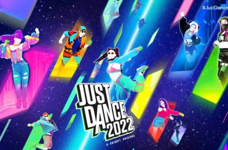 What is the release date of Just Dance 2022?