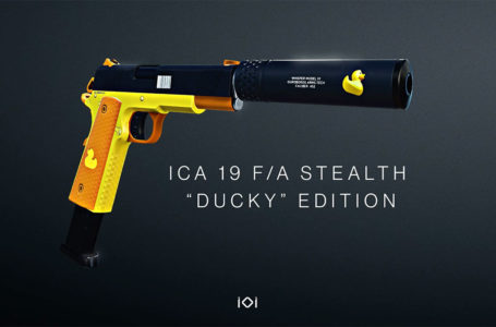How to get the ICA 19 F/A Ducky Edition in Hitman 3