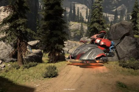 How to get vehicles in Halo Infinite