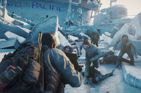 What is the release date for World War Z: Aftermath?