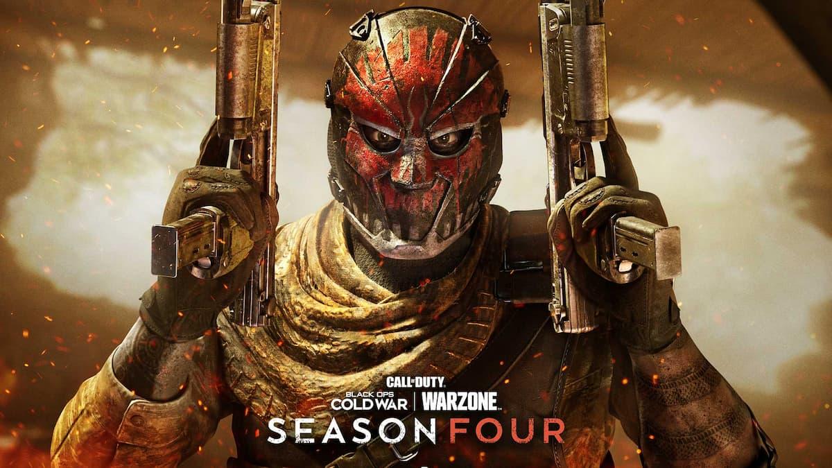 Call of Duty: Black Ops Cold War Warzone Season 4