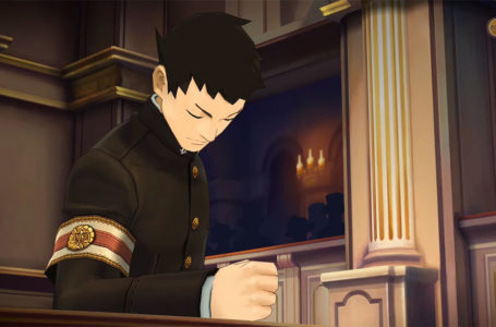 What is the release date of The Great Ace Attorney Chronicles?