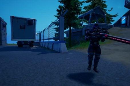 IO Guard Location in Fortnite Chapter 2 Season 7