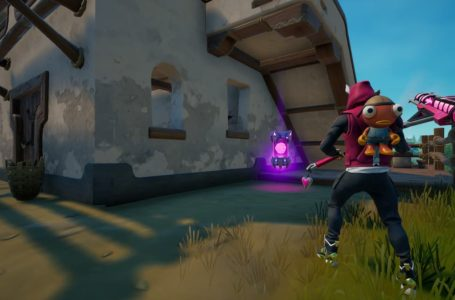 Where to find Alien Artifacts in Fortnite – Chapter 2 Season 7 Week 2 locations