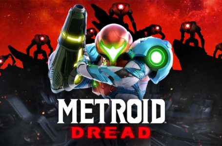 What is the release date of Metroid Dread?