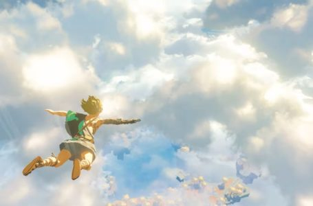 Breath of the Wild 2 expands to the sky above Hyrule, aiming for 2022 release