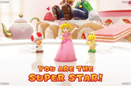 All boards in Mario Party Superstars
