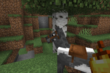 What do horses eat in Minecraft?