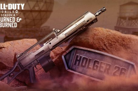 How to get free Holger 26 in Call of Duty: Mobile