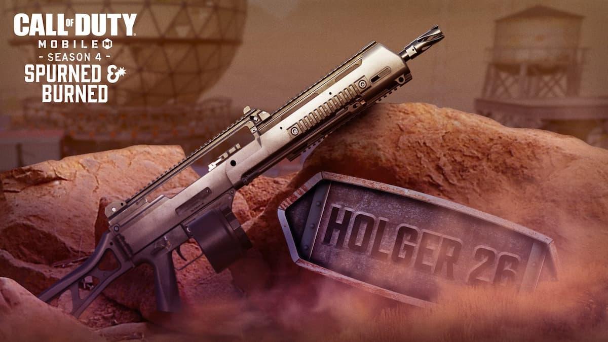 COD Mobile Free Holger 26