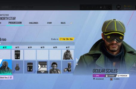 Best battle pass rewards in Rainbow Six Siege Operation North Star