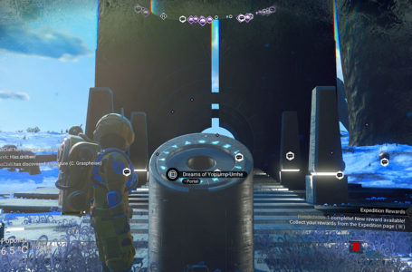 How to find and tame the flying fart fish in No Man's Sky