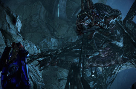 Should you help the Rachni Queen escape or leave her in Mass Effect 3 Legendary Edition?