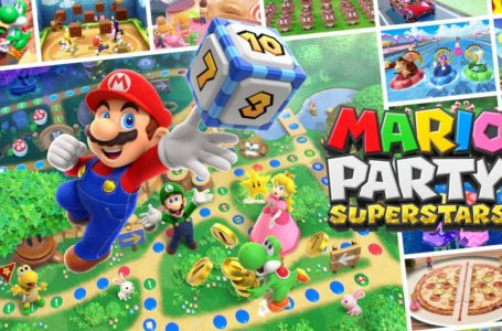 All playable characters in Mario Party Superstars