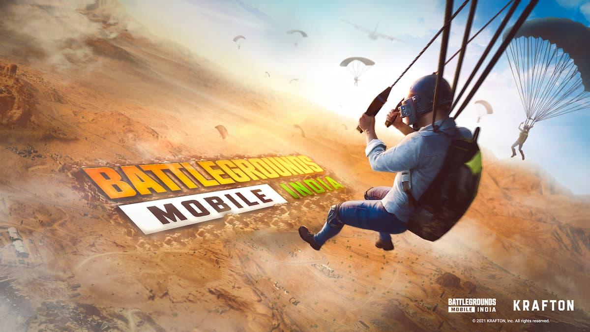 Battlegrounds Mobile India BGMI APK OBB Download TapTap