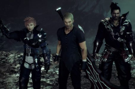 Who is in the voice cast of Stranger of Paradise: Final Fantasy Origin?