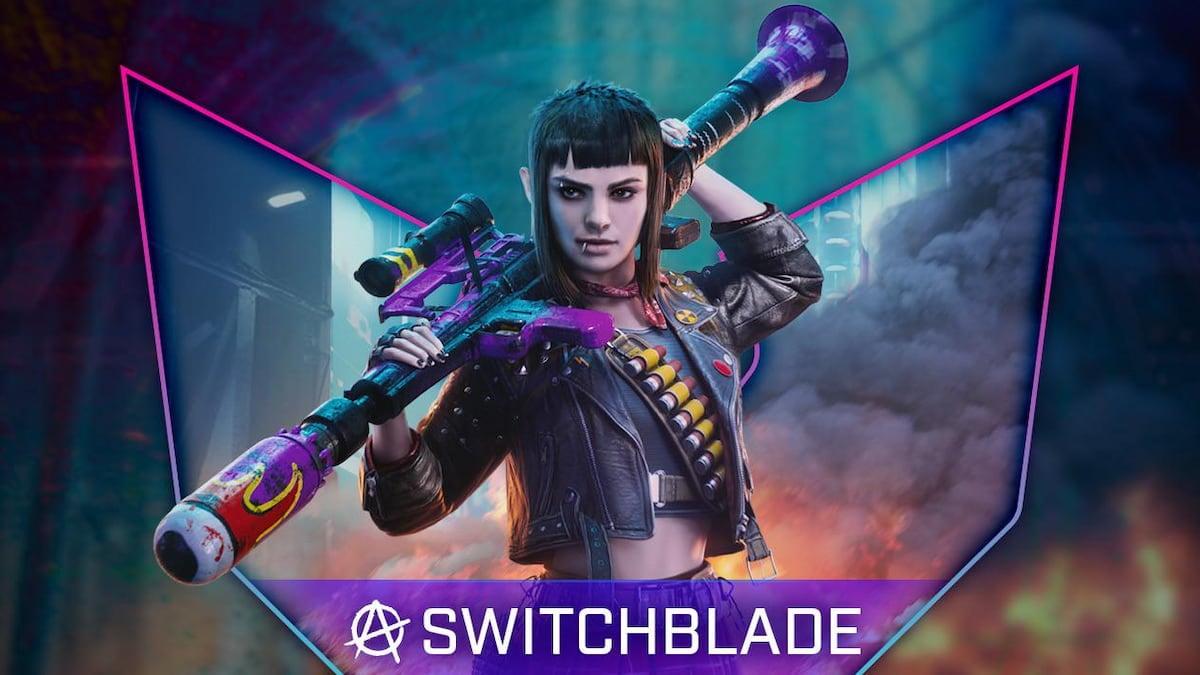 Rogue Company Switchblade guide