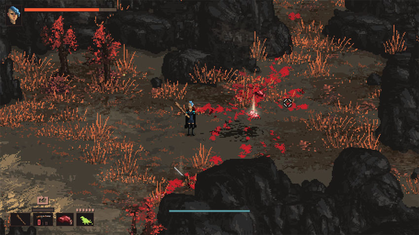 lure-enemies-into-mines-death-trash