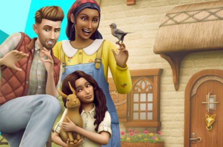What is the release date of The Sims 4 Cottage Living