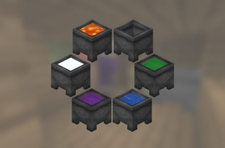 How to use Cauldrons in Minecraft