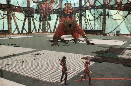 How to beat the Gunkin Perry Boss in Scarlet Nexus
