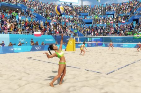 Does Olympic Games Tokyo 2020: The Official Video Game have online play?