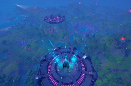 How to get abducted by the alien mothership in Fortnite Chapter 2 Season 7