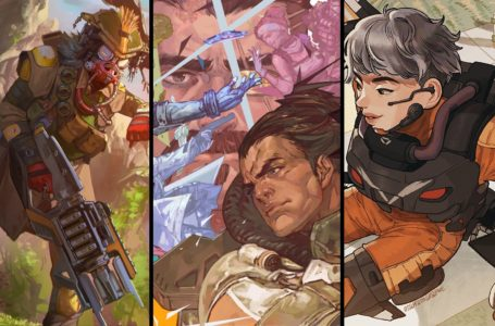 All Community Created wallpapers in Apex Legends