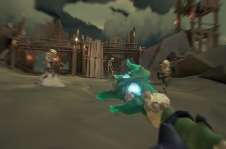 How to find and use the Trident of Dark Tides in Sea of Thieves