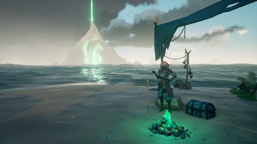 Sea of Thieves A Pirate's Life Tall Tale