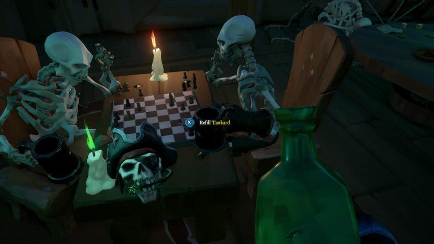 Sea of Thieves Captain Bones' Special Recipe