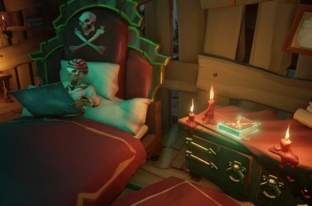 All journal locations in Sea of Thieves – A Pirate's Life Tall Tale