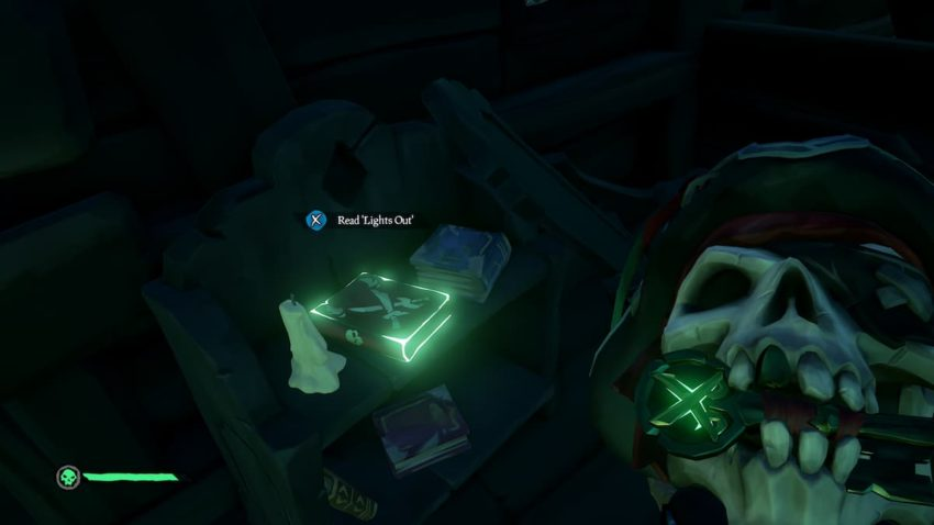 Sea of Thieves A Pirate's Life journals
