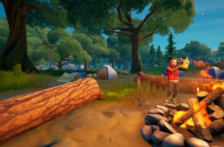 Where to dance near a lit campfire in Fortnite Chapter 2 Season 7