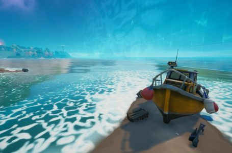 Where to destroy three boats in Fortnite Chapter 2 Season 7
